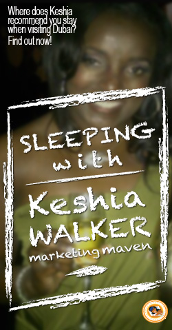 Sleeping With…Keshia Walker, Insights Marketing