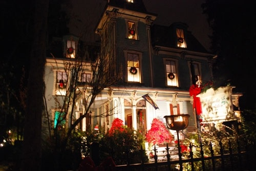 Bed and Breakfast Inns in Gainesville during the Holidays
