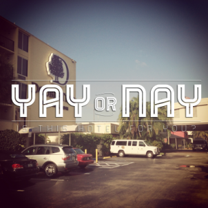 Yay or Nay – DoubleTree Westshore Tampa